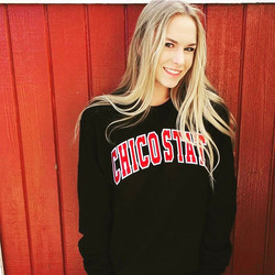 Claire Wilson, Chico State