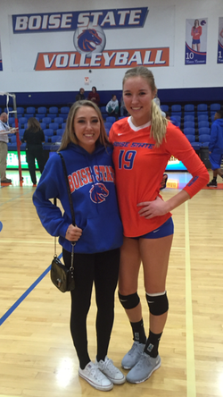 Maddy O'Donnell, Boise State