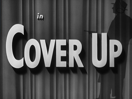 Christmas Watch: Cover Up (1949)