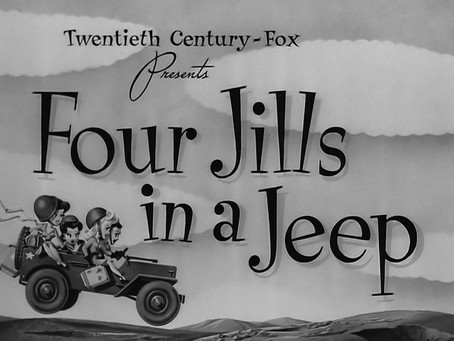 Military March: Four Jills in a Jeep (1944)