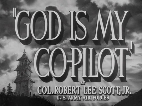 Military March: God Is My Co-Pilot (1945)