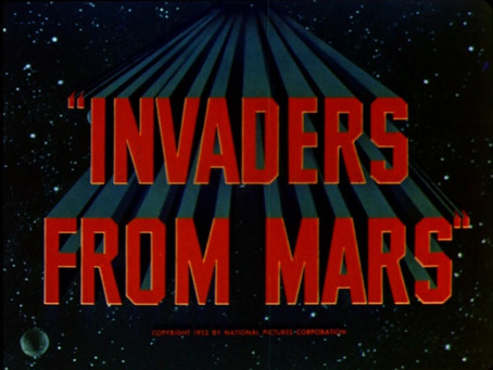 Color Watch: Invaders From Mars (1953)