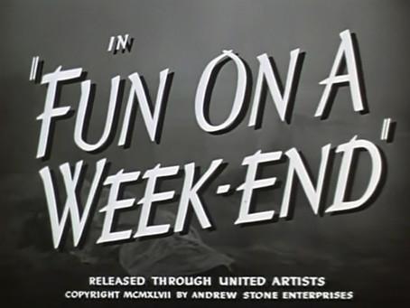 April Fools: Fun on a Weekend (1947)