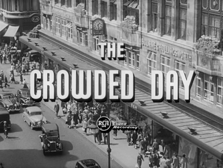 Christmas Watch: The Crowded Day AKA Shop Spoiled (1954)