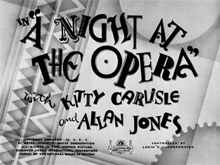 April Fools: A Night at the Opera (1935)