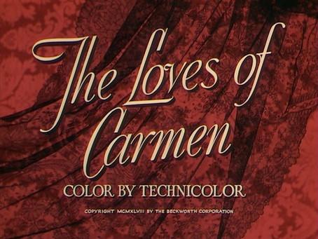 Steam Heat: The Loves of Carmen (1948)