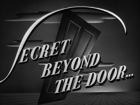 Halloween Watch: Secret Beyond the Door (1947)
