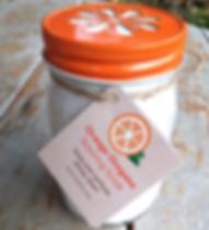 Echotopia Orange Oregano Scouring Scrub