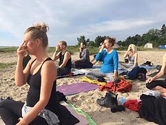 Yoga Retreat på Feddet