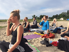 Yoga Retreat på Feddet