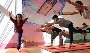 Hatha Yoga på Yoga Retreat