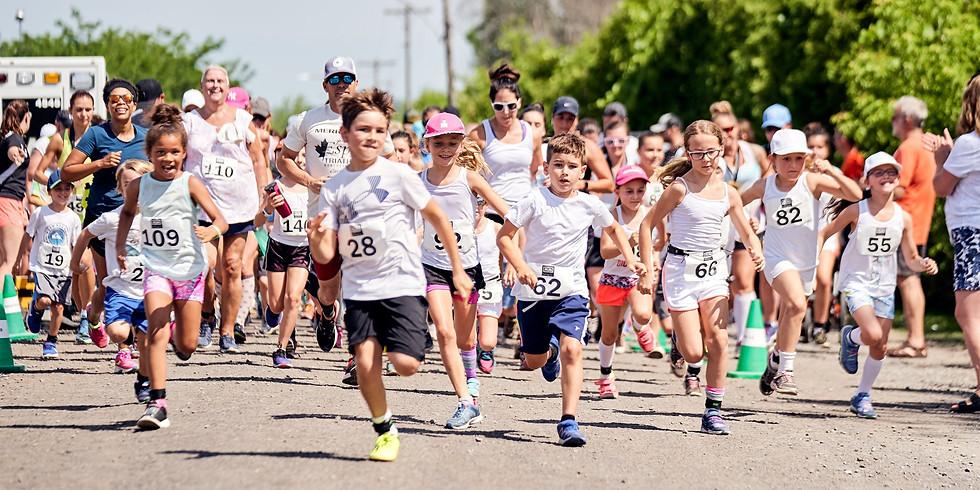 1KM - La Baie Run 2021