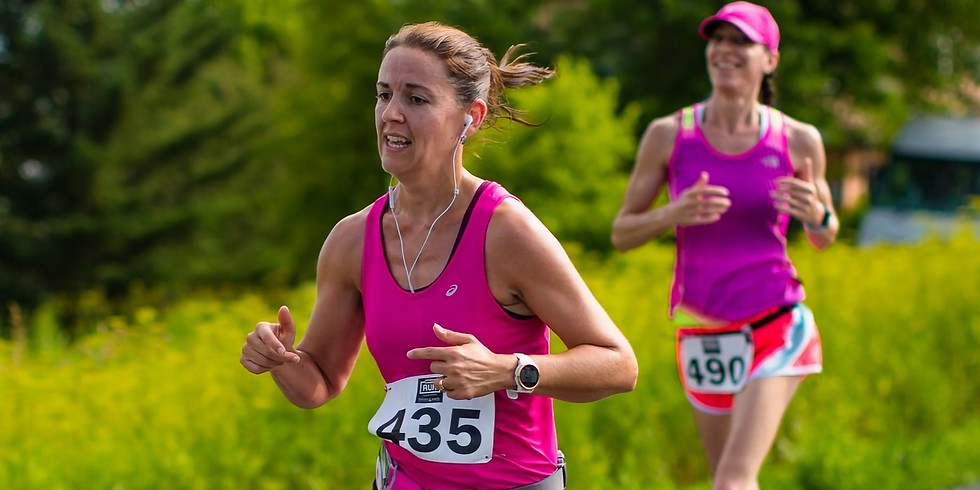 Half / Demi-Marathon - La Baie Run 2021