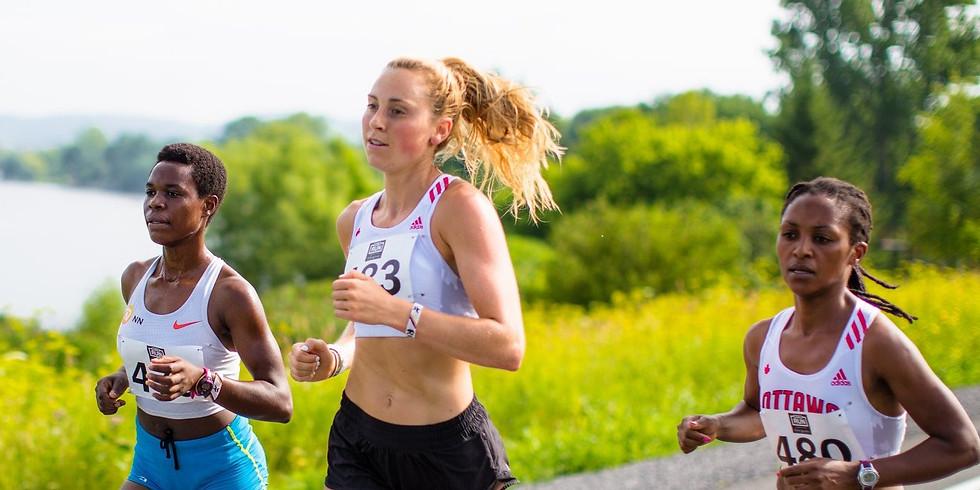 Marathon - La Baie Run 2021