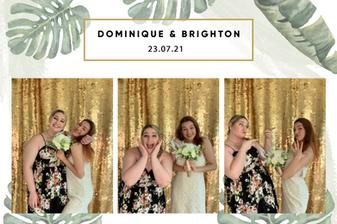 Dominique & Brighton