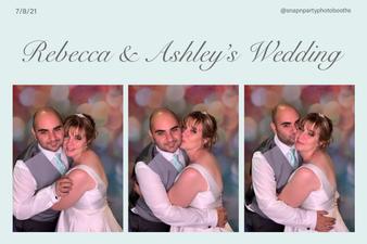 Rebecca & Ashley's Wedding