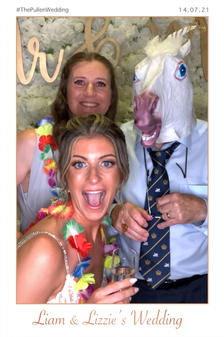 Liam & Lizzie's Wedding