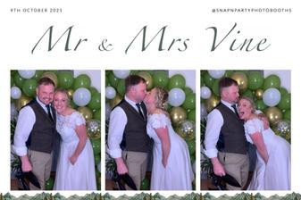 Mr & Mrs Vine