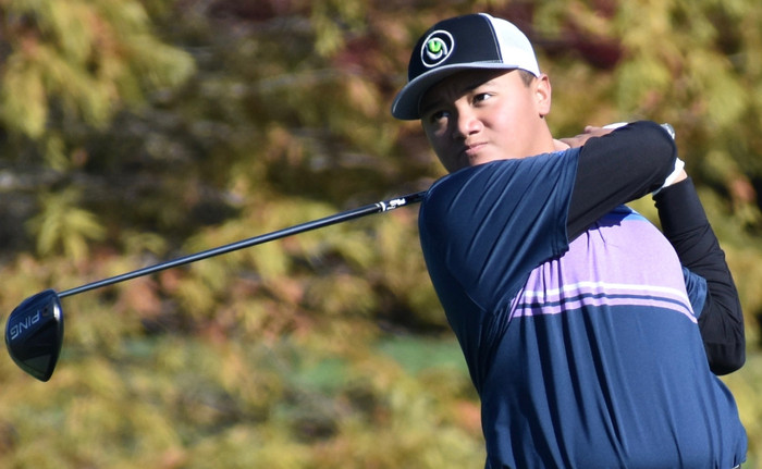 Pinili earns boys overall title with 67