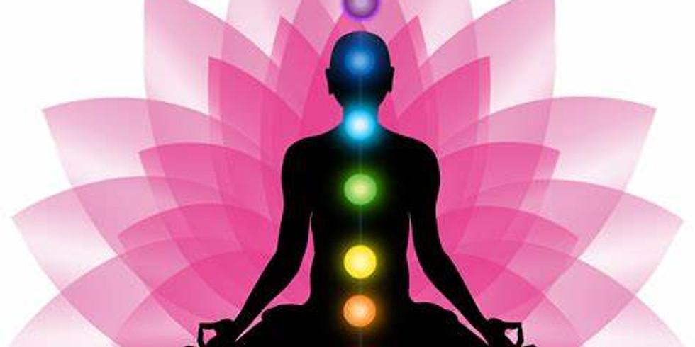 NEW! Chakras - Align the whole-body