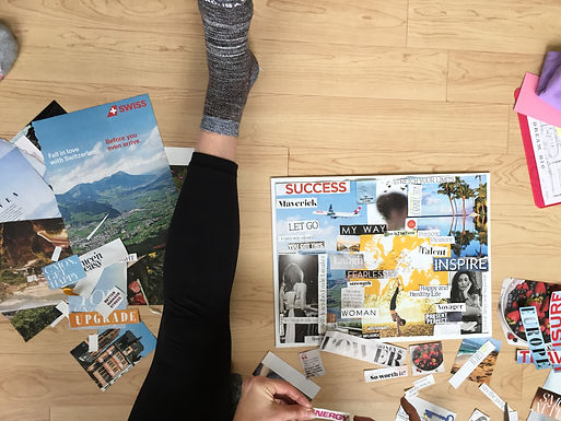 Goal Setting | Vision Board Workshop