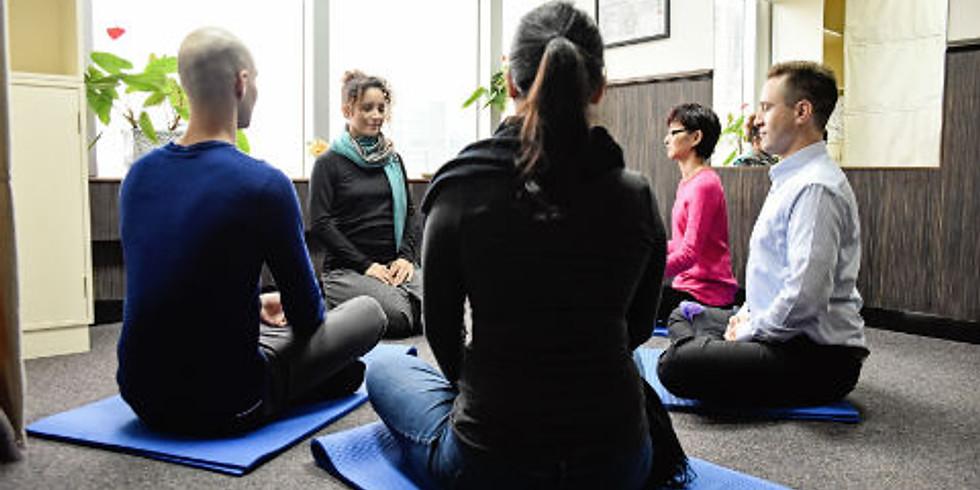 Meditation + Movement