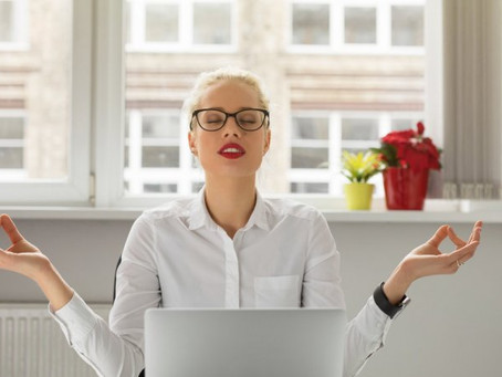 """Become """"Stress Aware"""" at Work"""