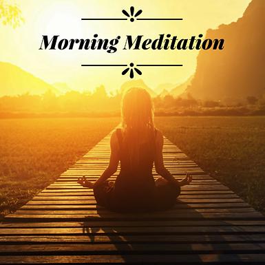 Meditations for Positivity