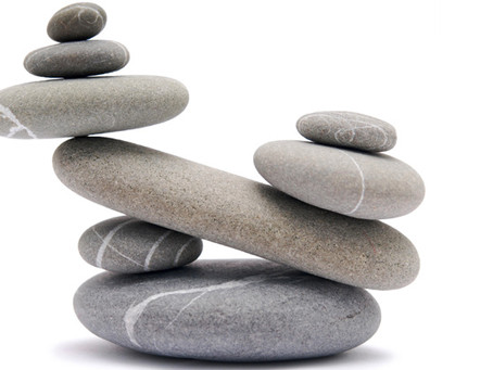 Personal Imbalance - How it happens and what to do about it.