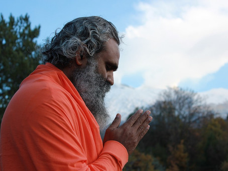 Asking a Question in Meditation