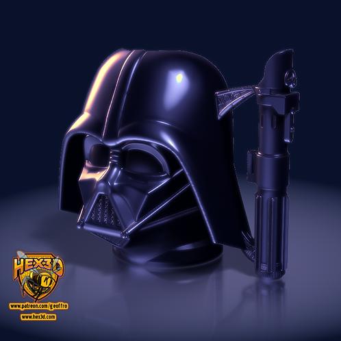 Darth Vader can holder