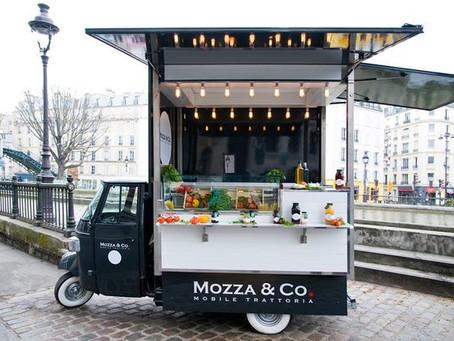 Trouver son food truck préféré en un clic, c'est Oucé!
