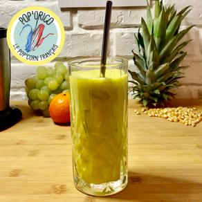 Recette #1: smoothie de maïs et ananas, du nouveau pour vos jus 🤩