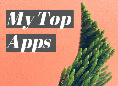 Five Great Apps I'm Loving Right Now!