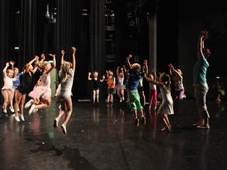 Offene Tanzstunden