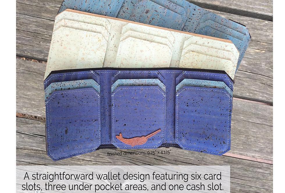 PAPER PATTERN - TriFold Wallet
