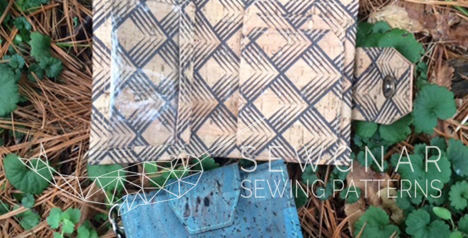 Key Fob Wallet Sewing Kit
