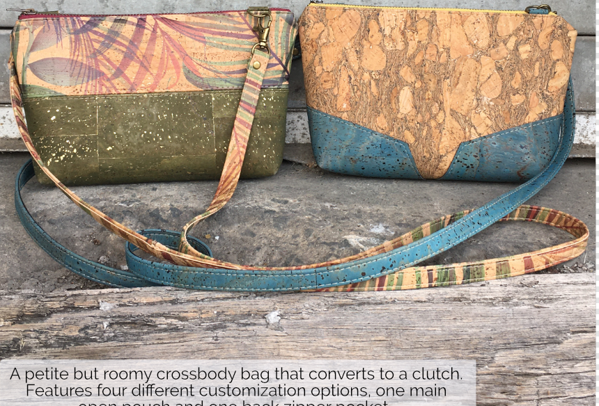 PAPER PATTERN - Paradigm Crossbody Bag