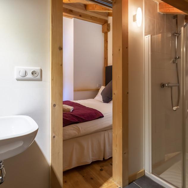 Praline Shower Room