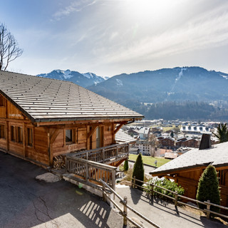 Chalet Grande Ourse