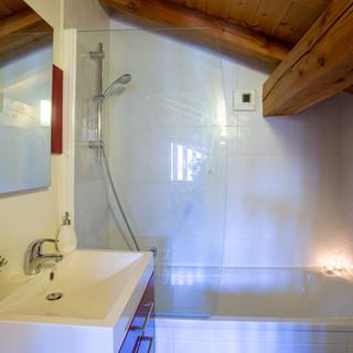 Aubergine Bathroom