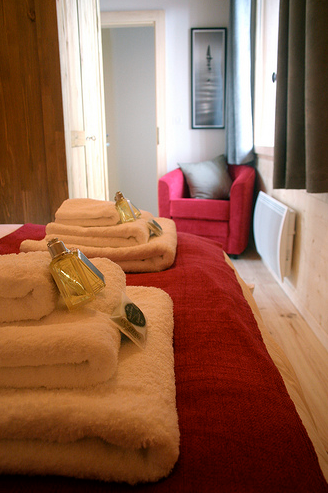 Framboise Bedroom
