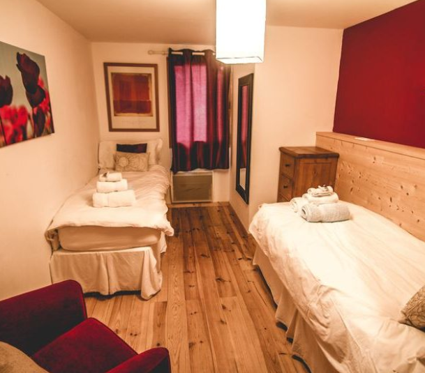 Cerise Bedroom