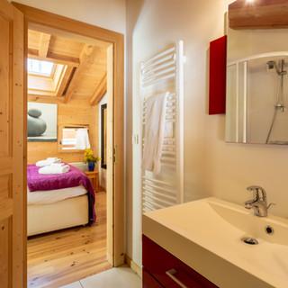 Citron Vert Shower Room