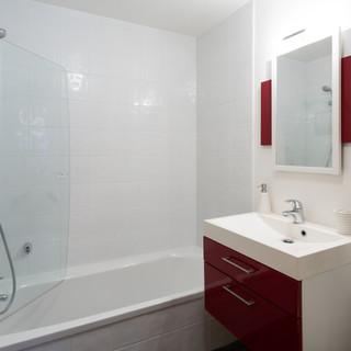 Cerise Bathroom