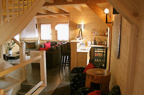 Lounge and Honesty Bar