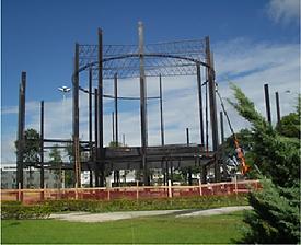 Projeto Estrutura Metalica Engenharia Grande Sul