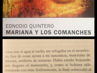 Mariana y los comanchez de Ednodio Quintero