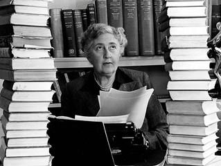 El asesinato de Agatha Christie