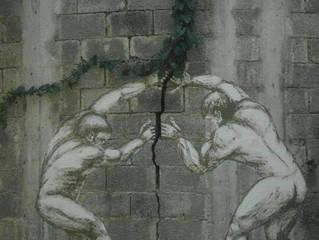 Ingenio, protesta, creatividad y street art